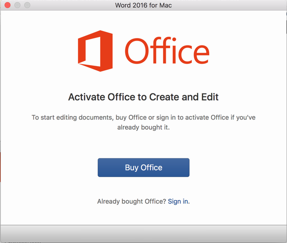 activate renew office 365 product key license word excel powerpoint mac