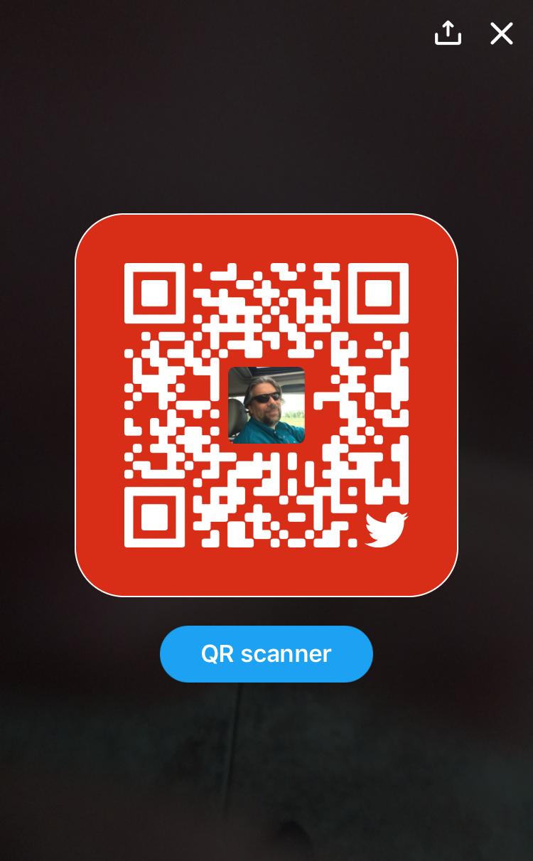 How do I create a Twitter QR Code? - Ask Dave Taylor