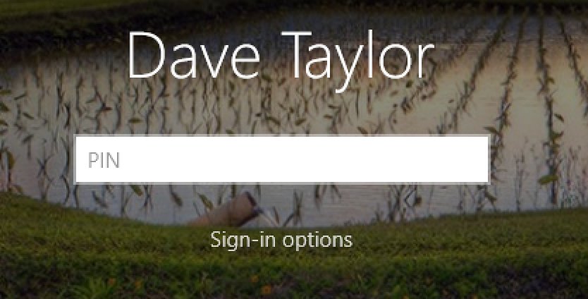 Automatically Log In on Windows 10 Boot? - Ask Dave Taylor