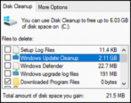 how to free up make disk space available windows 10 win10
