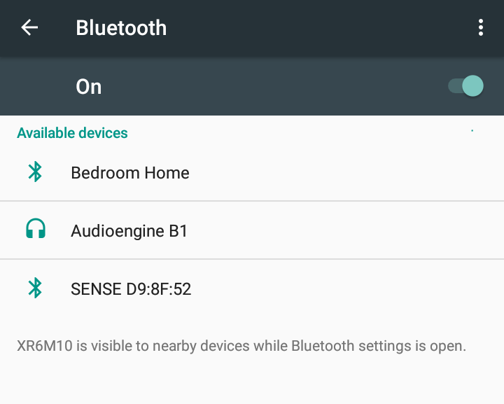 bluetooth settings, android phone tablet, wifi hotspot tethering