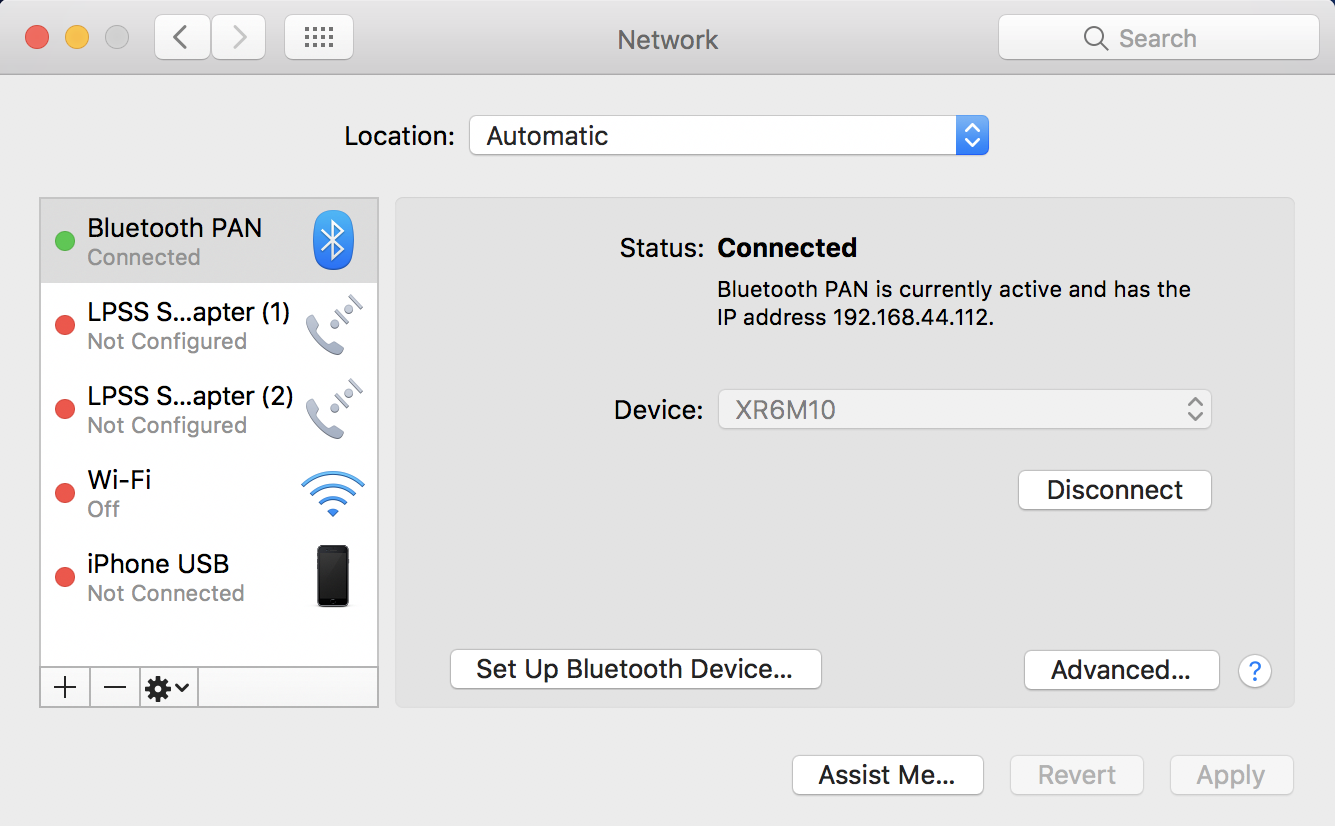 macos x network internet connection settings preferences