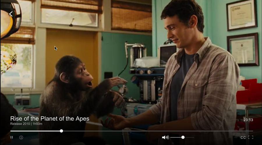 rise of the planet of the apes, streaming on directv now