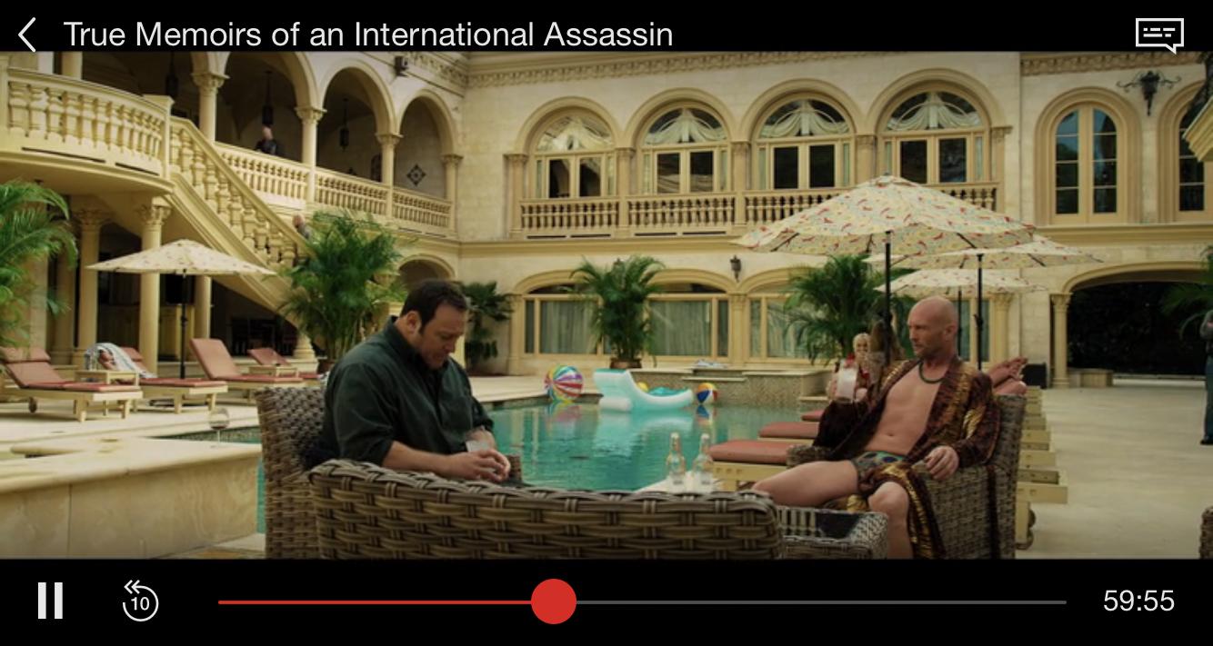 true memoirs international assassin downloaded netflix video movie