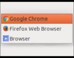 set change default web browser firefox chrome ubuntu linux