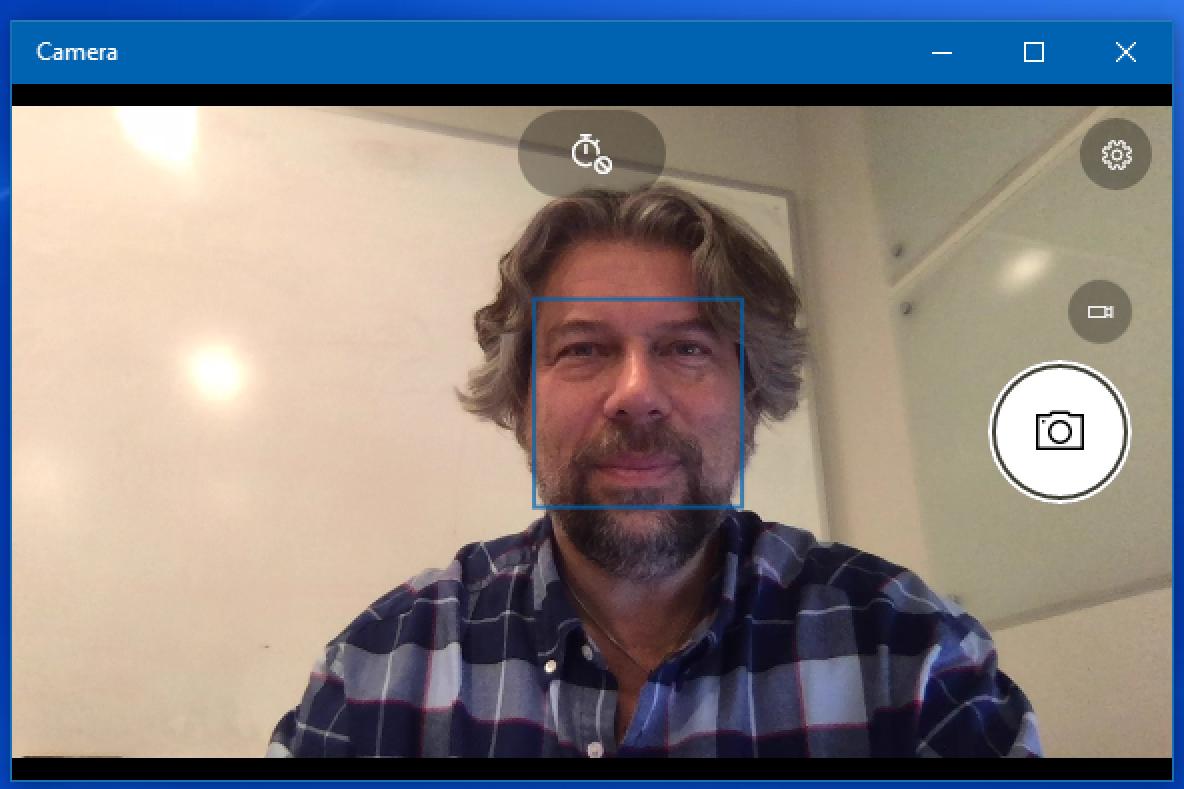 windows virtual machine in vmware fusion can now see mac camera webcam
