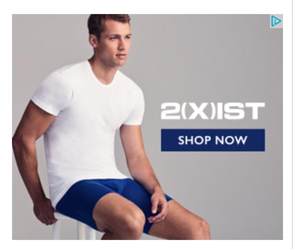 mens underwear ad from adsense