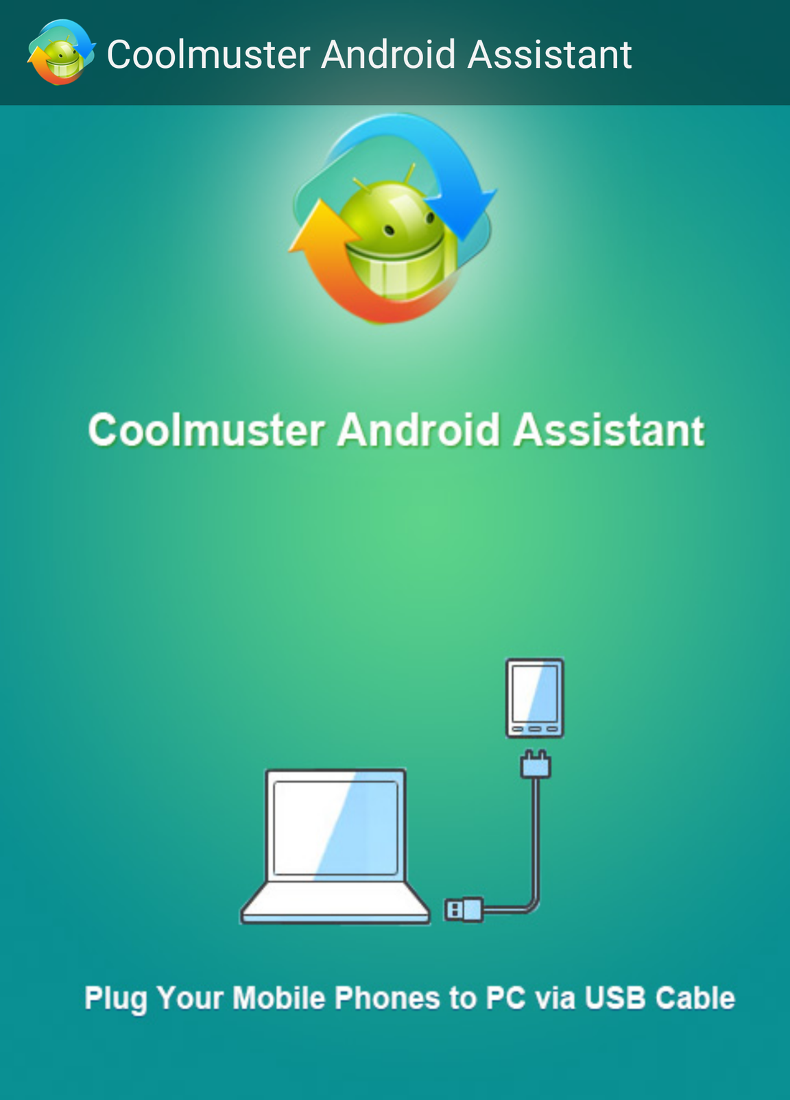 coolmuster android assistant, display on android phone lg v20
