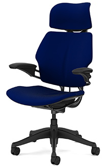 freedom contour chair with headrest