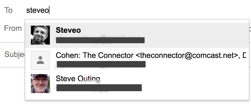 how to add to contacts list in gmail