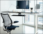 humanscale float table desk review
