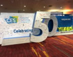 ces 50 years celebration signage 2017