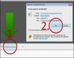 google chrome hoeflertext font missing virus malware