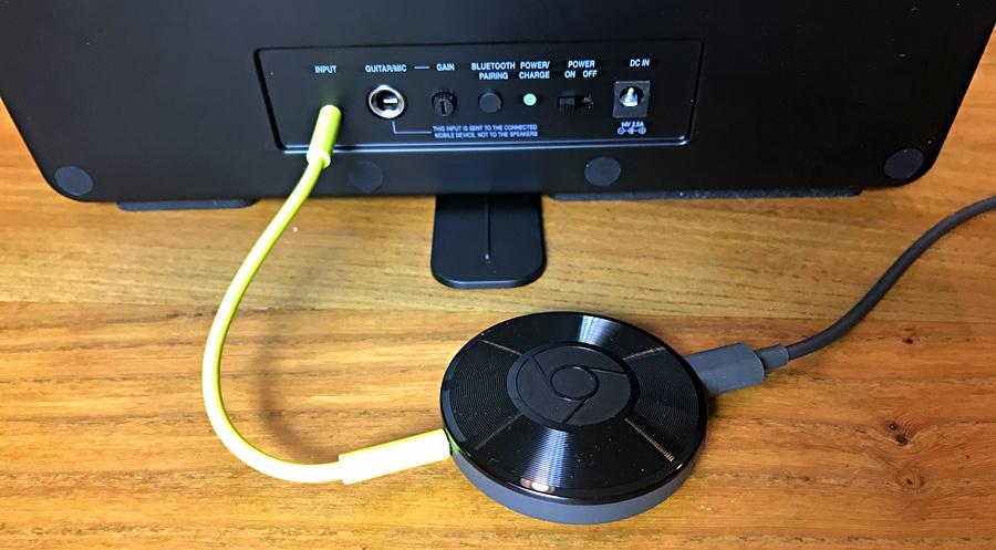 Chromecast Bluetooth