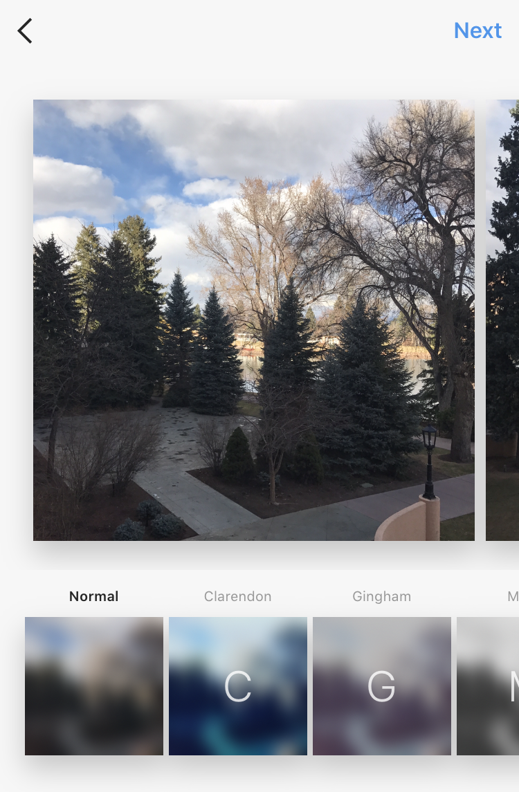 apply group filters to sets collections instagram photos