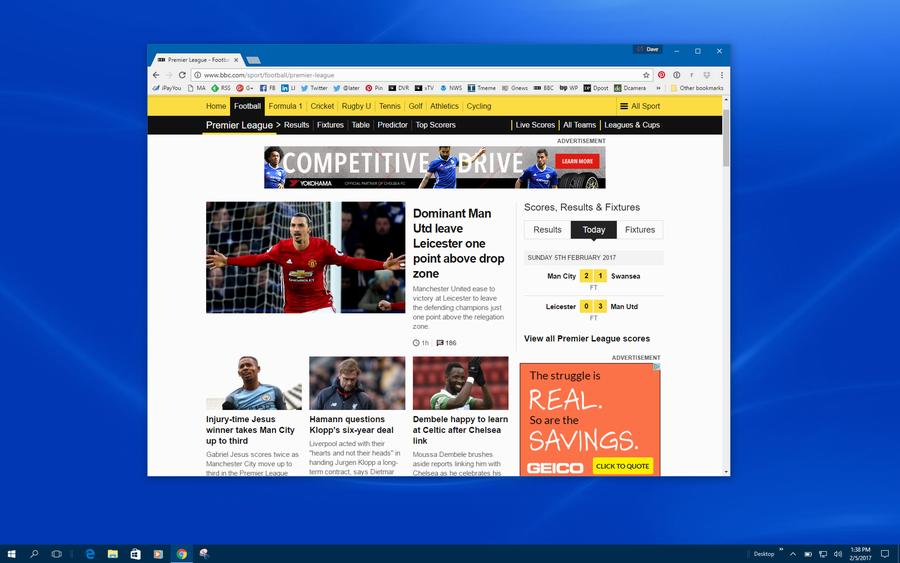 Restoring Lost Windows 10 Desktop Icons? - Ask Dave Taylor