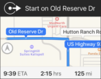 how to get started apple maps driving directions iphone ipad ios