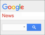 add google news gnews search box your web page site html