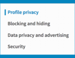 disable linkedin advertising preferences settings data privacy sharing