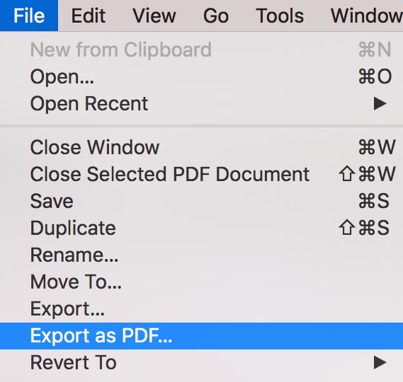 save password protected encrypted pdf mac preview