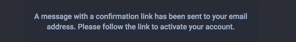 mastodon confirm email address