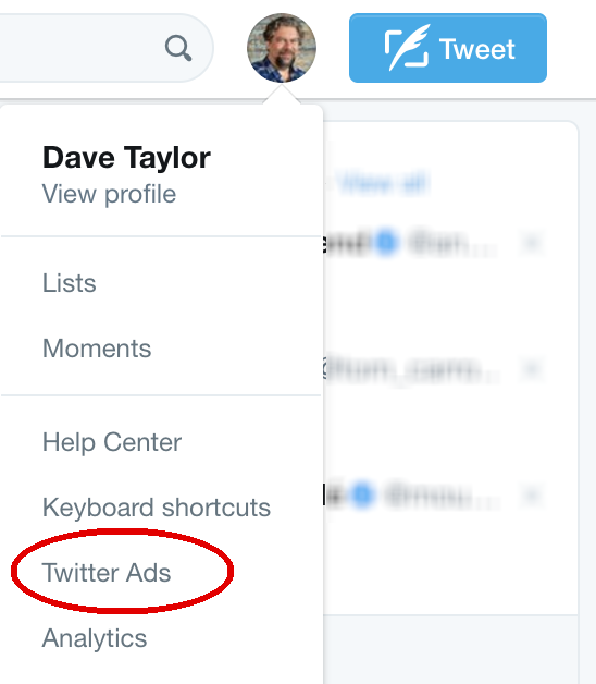 twitter advertising advertise ad system