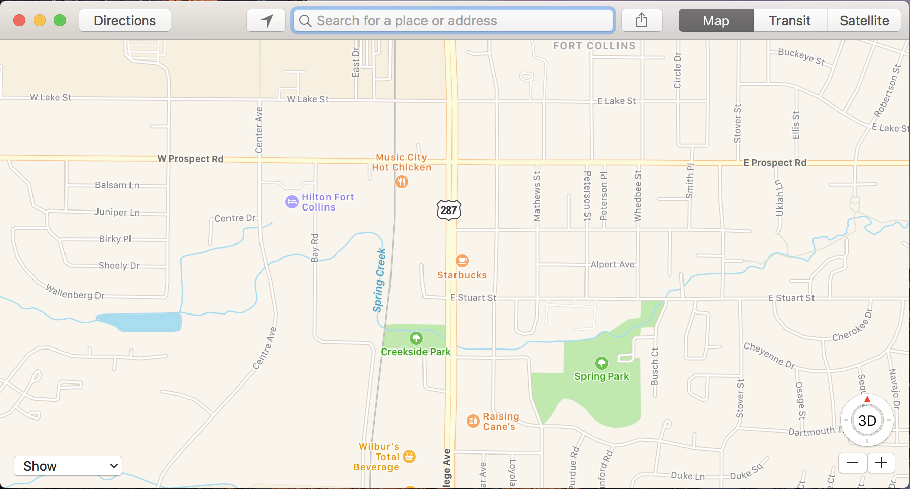Find Nearby Stores With Apple Maps Ask Dave Taylor - Find location of phone number on map
