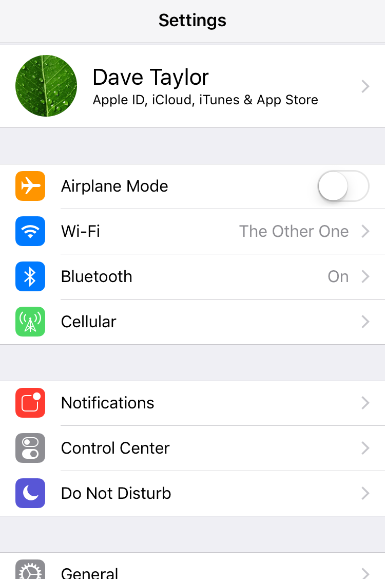 Automatically mute your iPhone at night? - Ask Dave Taylor