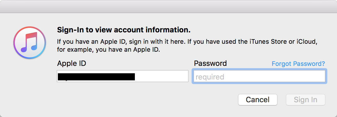 how to find out your itunes password