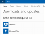 how to force update apps programs windows 10 win10 store