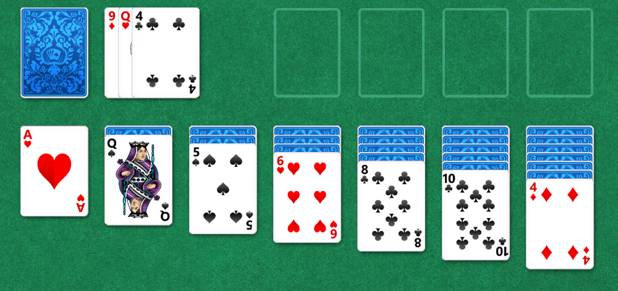 Klondike Solitaire How To Play