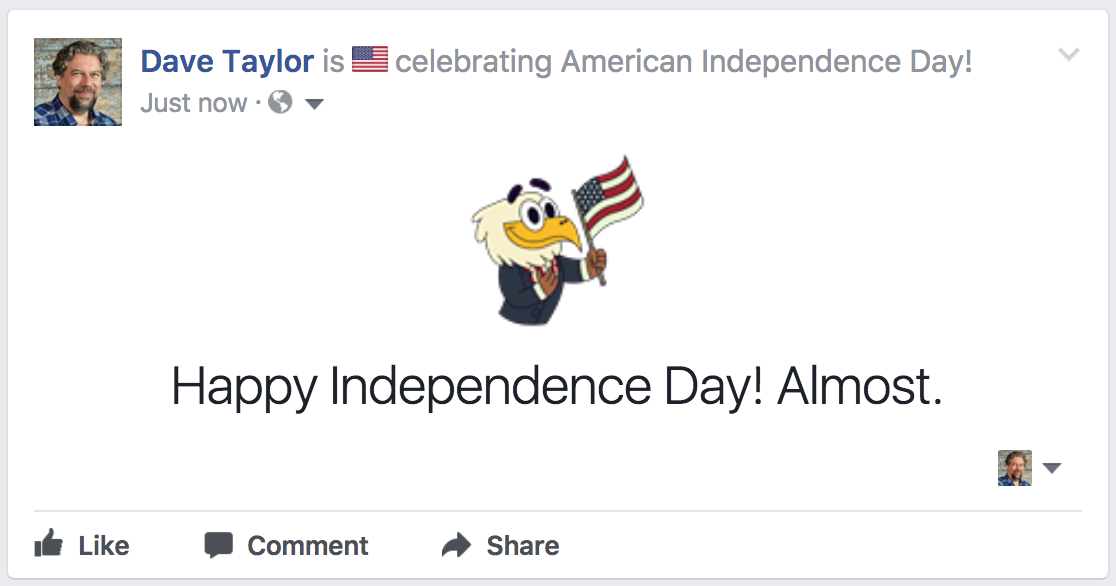 Access Hidden Emoji and Stickers on Facebook? - Ask Dave Taylor