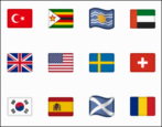add hidden stickers emoji images facebook status update