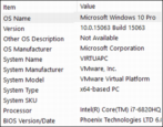 figure out what version microsoft windows 10 win10 running