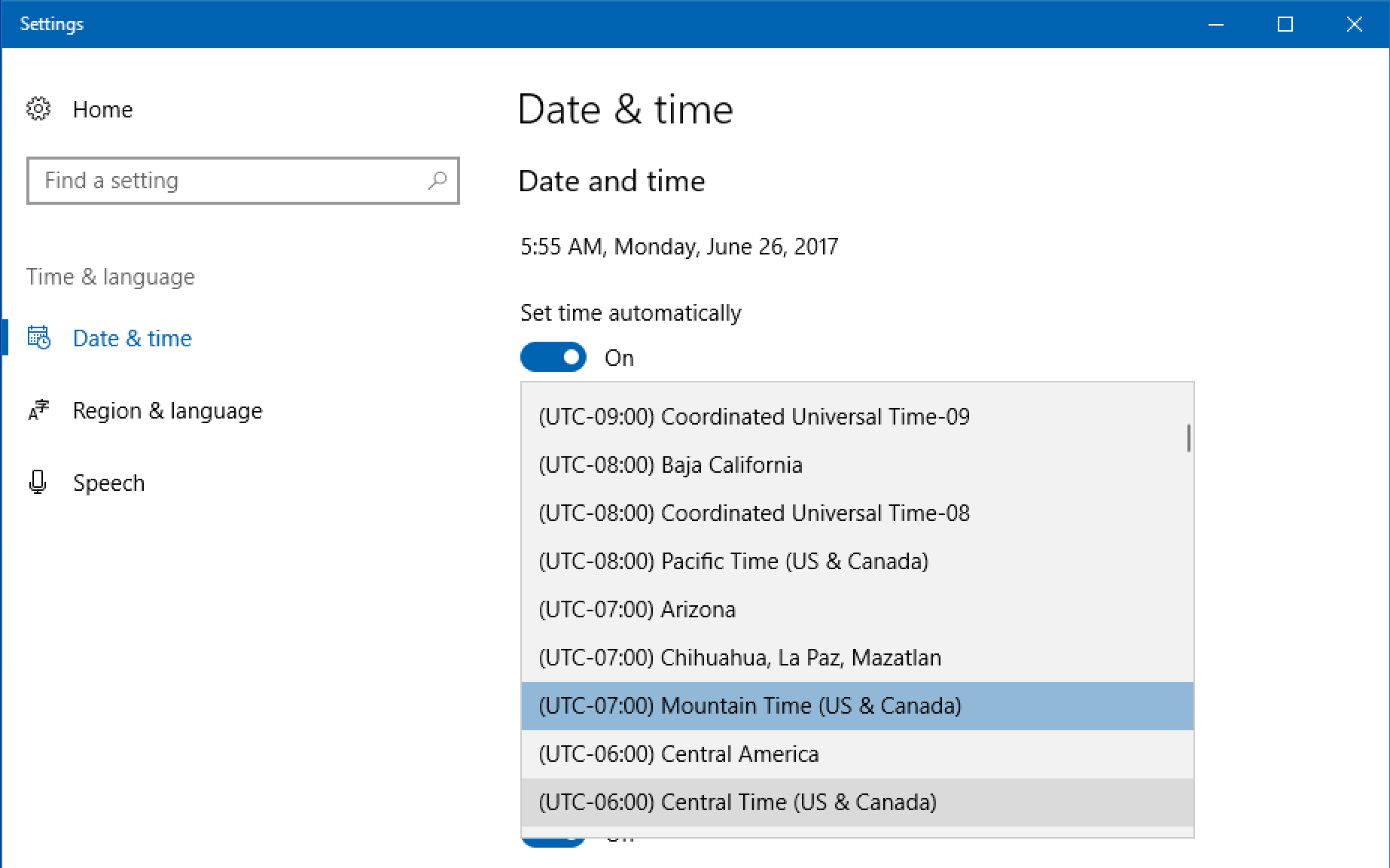 How do I fix the timezone in Windows 10? - Ask Dave Taylor