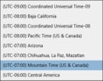 how to set fix automatic timezone time zone windows 10 win10