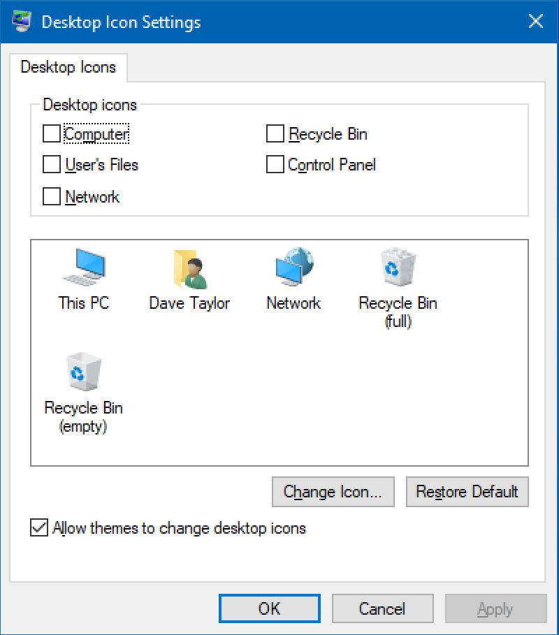 change network location windows 10 missing