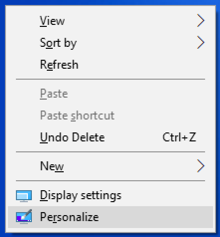 how to set taskbar icon size