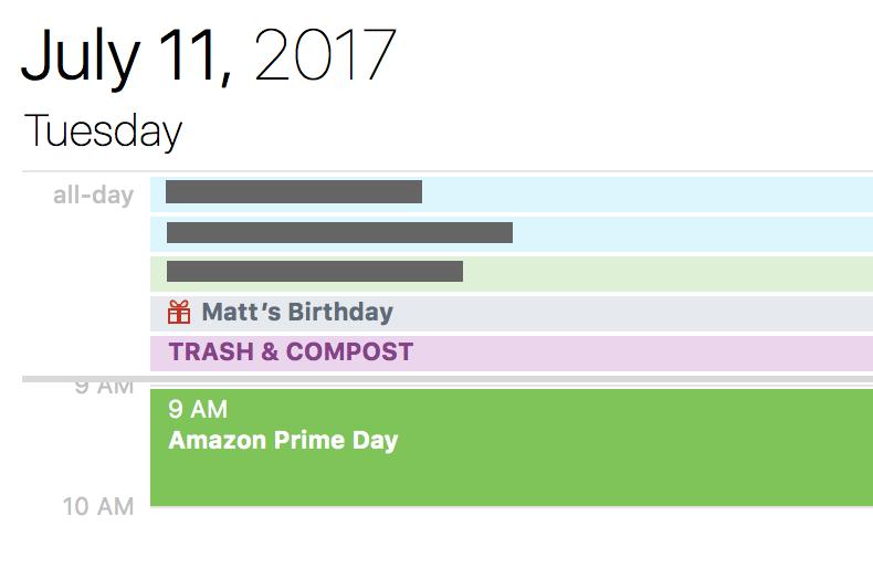 apple calendar with birthdays