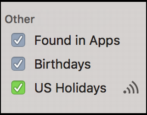 add birthdays ical apple calendar