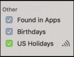 add birthdays ical apple calendar