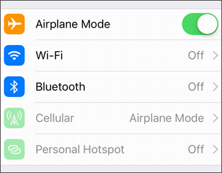 what is airplane mode on my iphone what is quot airplane mode quot on my iphone ask dave 7882