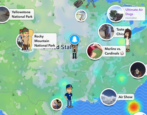 snapchat ghost mode location sharing map geolocation privacy safety