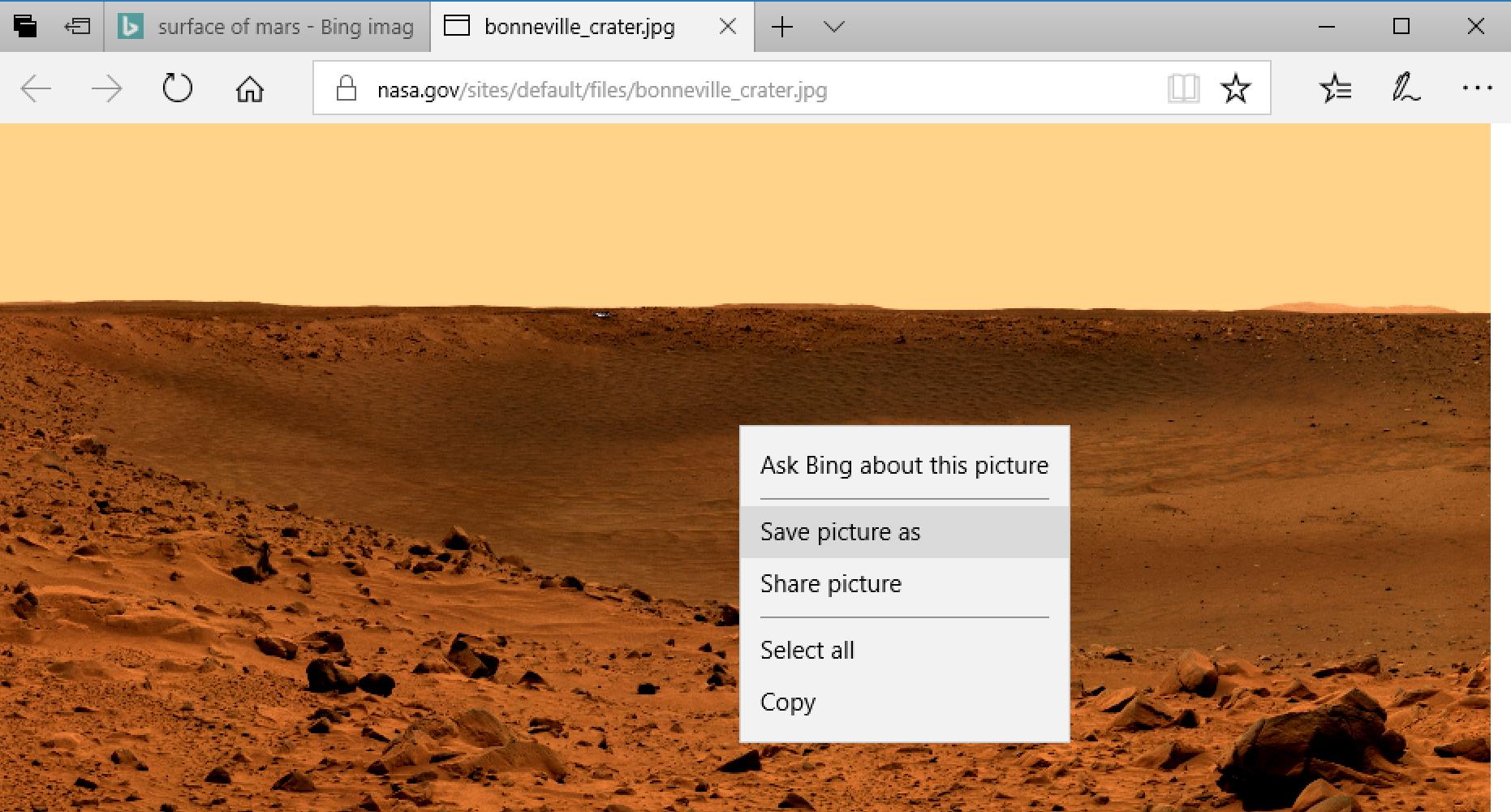 Download new Windows 10 Desktop Wallpaper? - Ask Dave Taylor