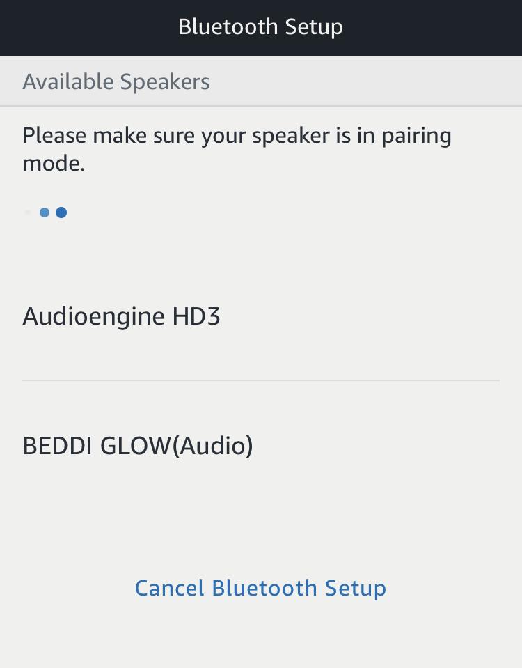 bluetooth speakers pair amazon echo alexa dot tap
