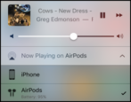 apple iphone airpods settings preferences