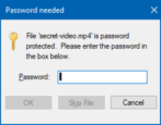 create encrypted secure zip archive dropbox mac macos x