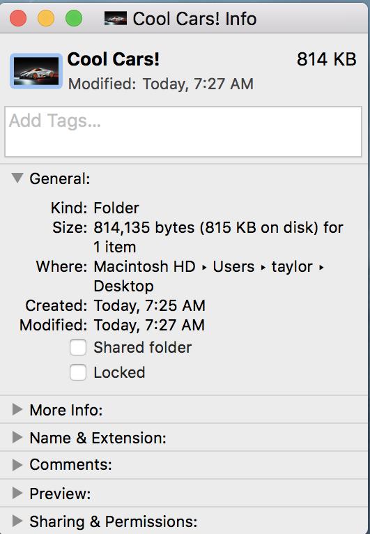 macos x folder with new icon image photo