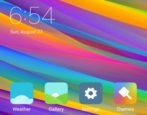 change background wallpaper photo image, android xiaomi miui