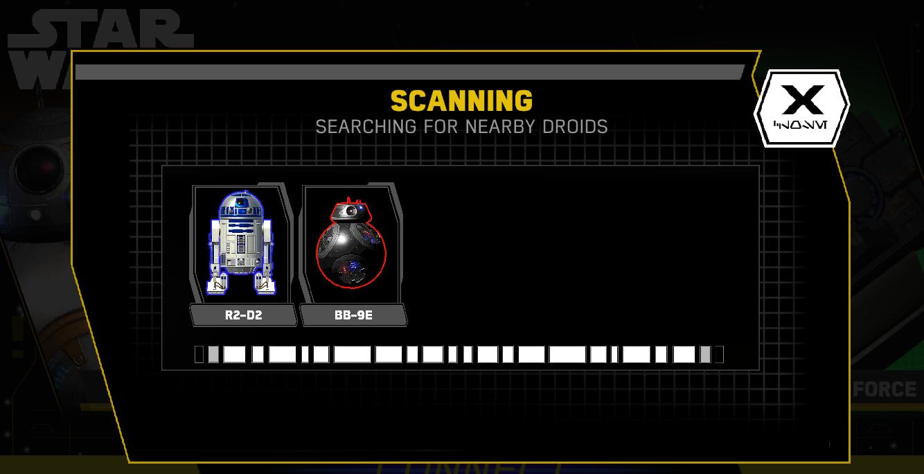 sphero ready to pair star wars droids
